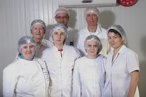 Echipa Vivanatura in laborator