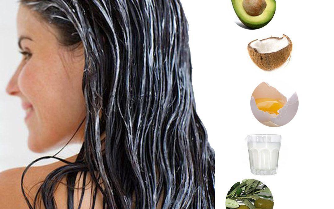 Cum să pregătiți o mască naturală pentru părul deteriorat – DIY